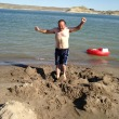 Elephant Butte lake, only six miles from T or C
